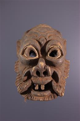 Masque Bamileke Kunga