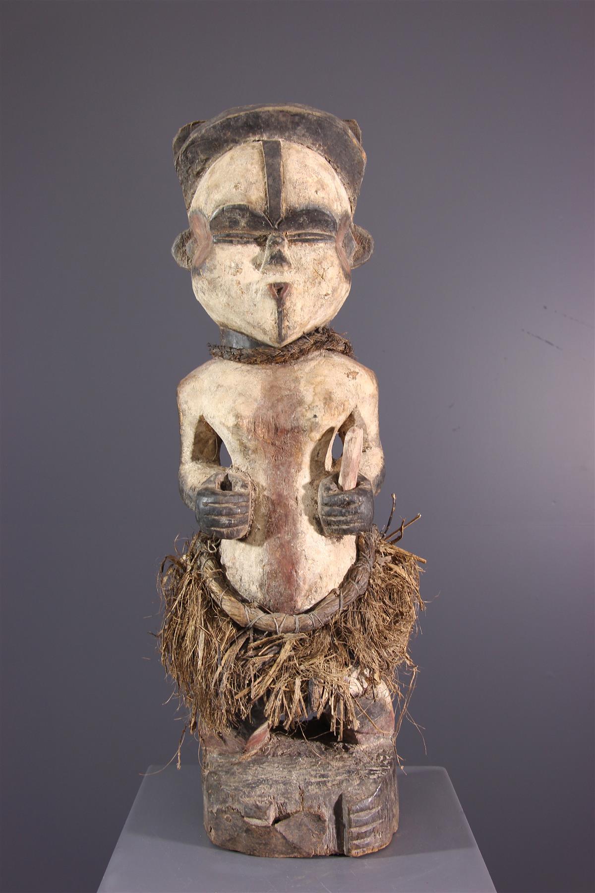 Statue Vuvi - Art africain