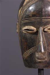 Masque africainMasque Bwa