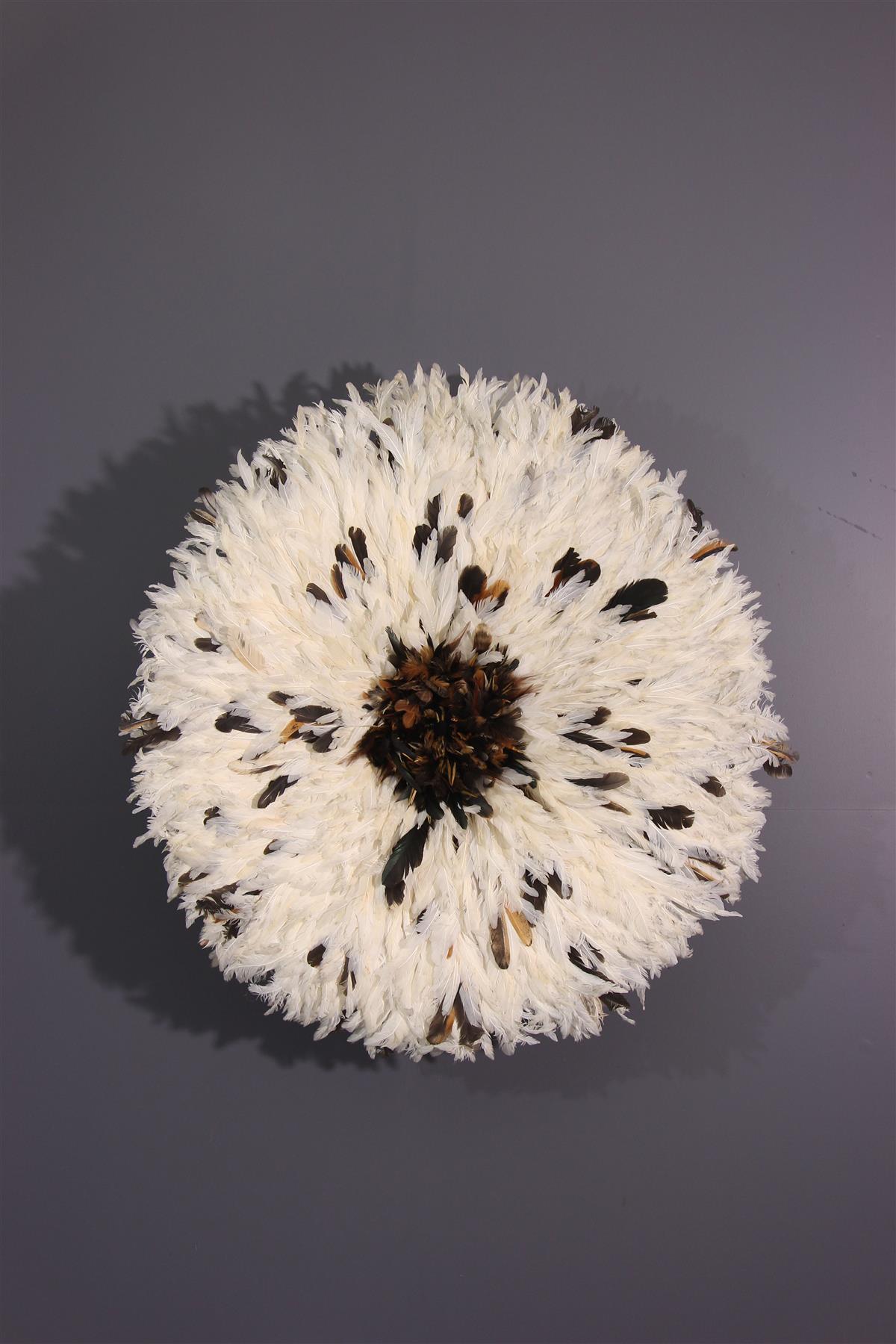 Chapeau Juju - Art africain
