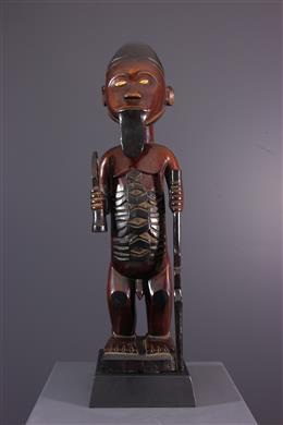 Art africain - Statue dancêtre Beembé