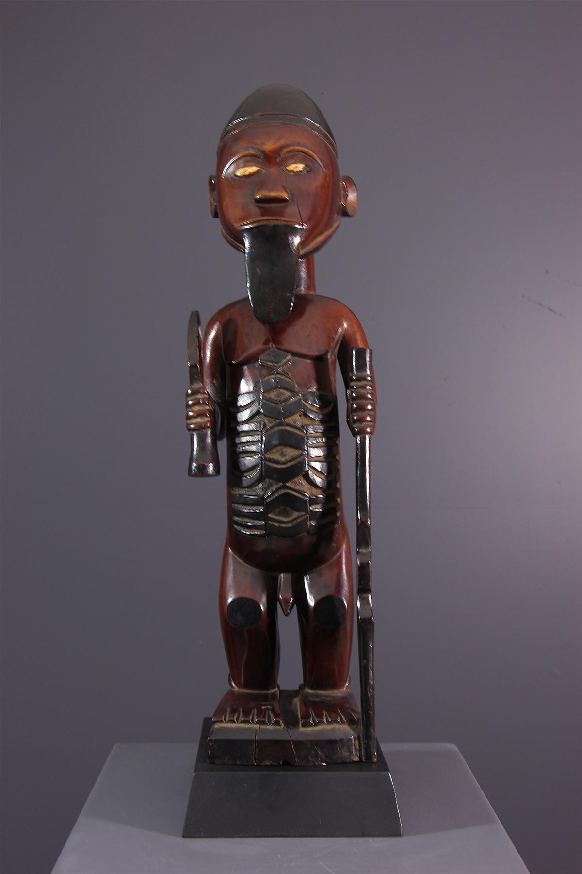 Statue Beembé - Art africain