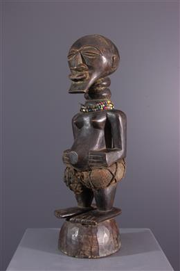 Art africain - Figure de pouvoir Nkishi Songye