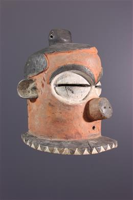 Masque heaume Pendé Giwoyo/Kiwoyo