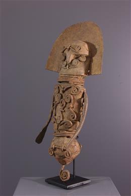 Objet rituel Igbo/Ofo N dichie