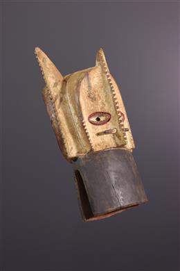Masque Mumuye Va, Vabou