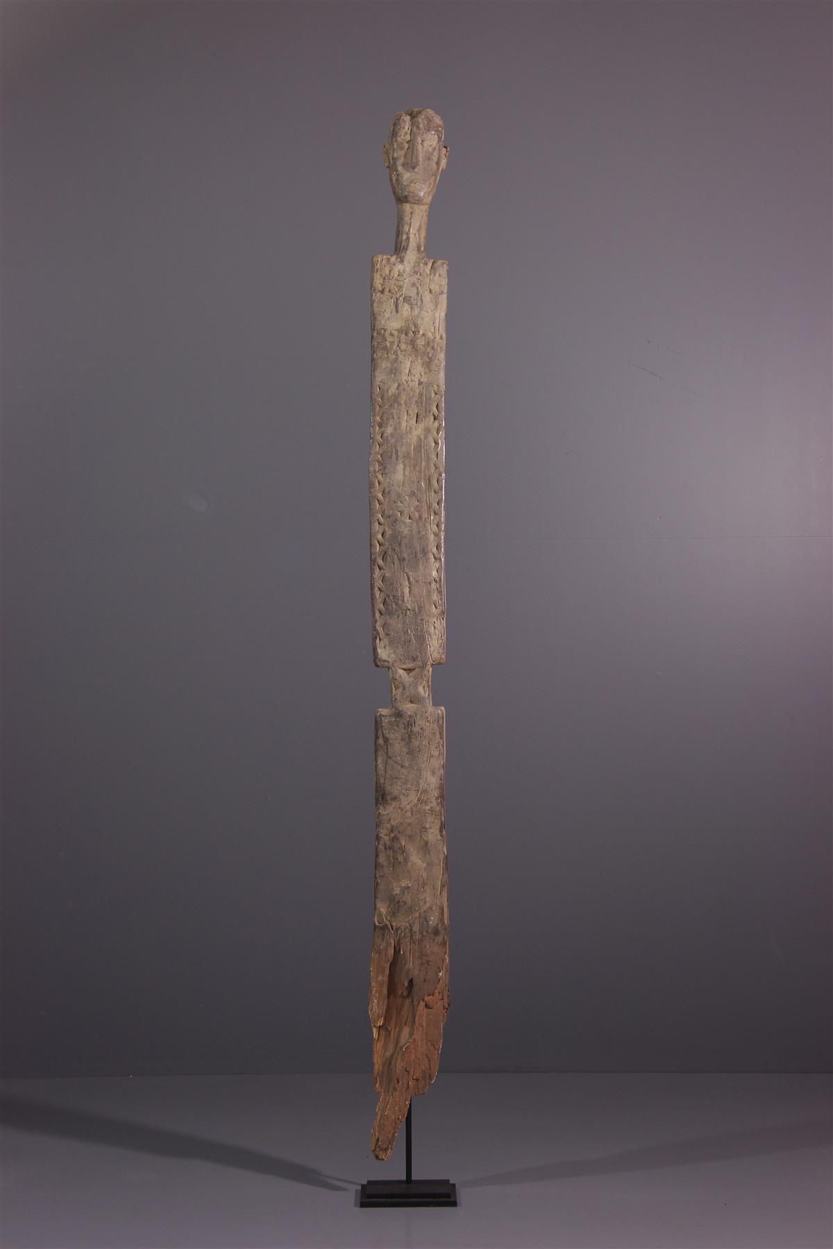 Poteau Giriama - Art africain