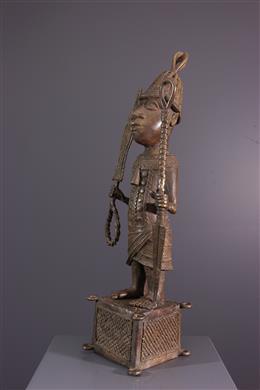 Dignitaire Bronze Bénin
