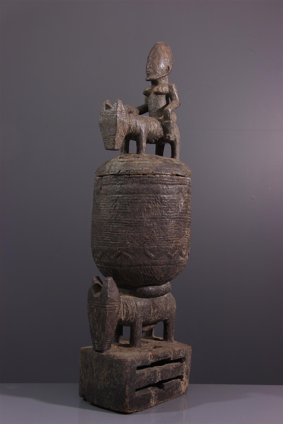 Coupe Dogon - Art africain