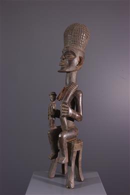 Statue Chokwe