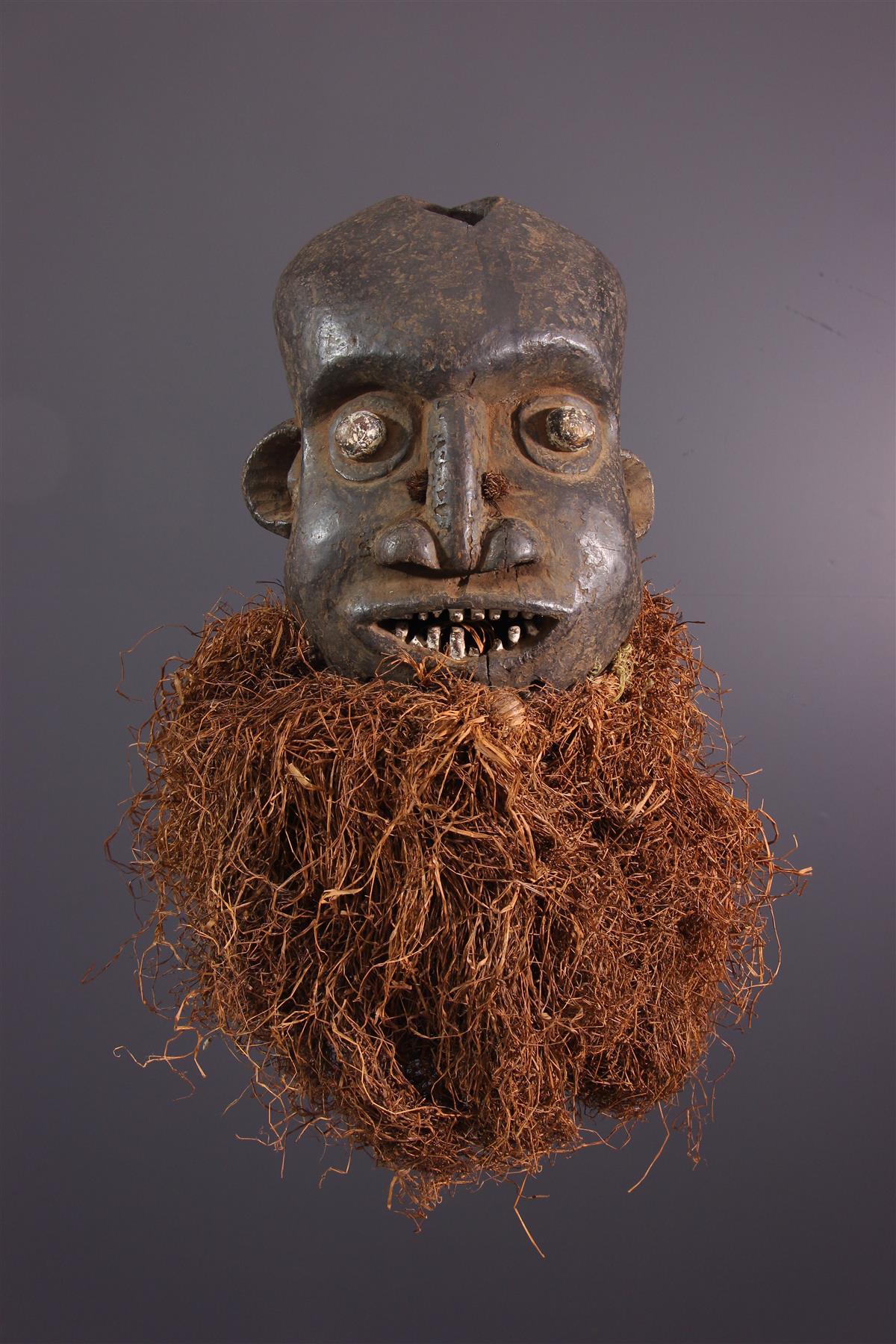 Masque Bamileke - Art africain