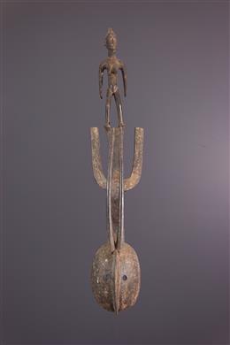 Art africain - Masque Mossi Karan- wemba