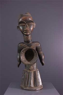 Statue Dan Lümei Libéria