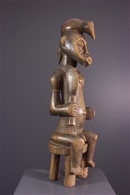Statue Senoufo Katyelo