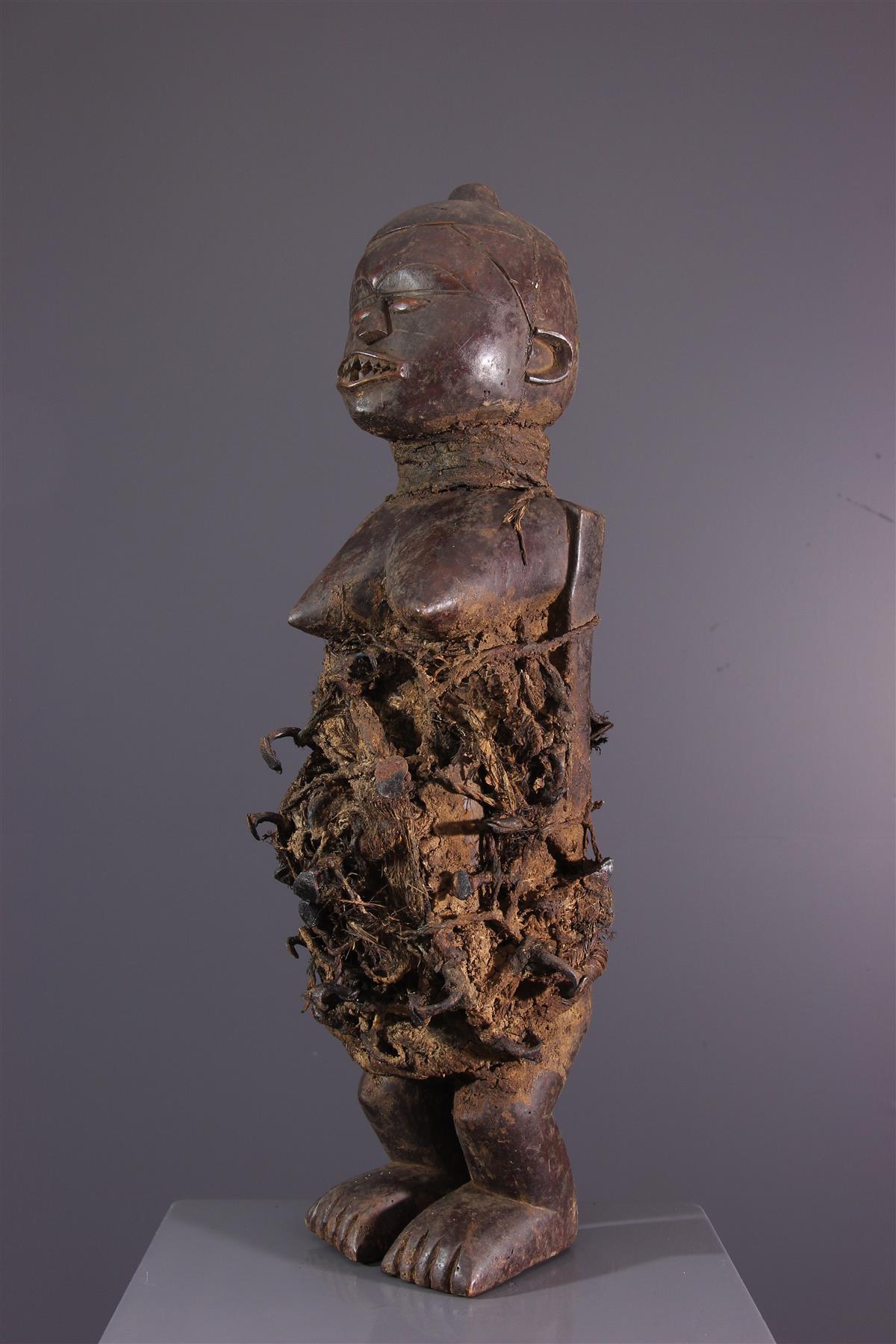 Fétiche Babembé - Art africain