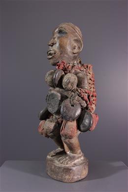 Art africain - Fétiche Kongo Nkisi
