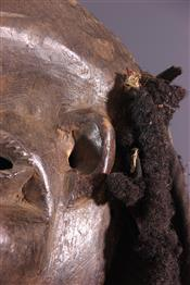 Masque africainMasque Bamileke