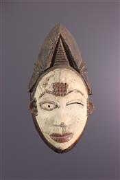 Masque africainMasque Punu