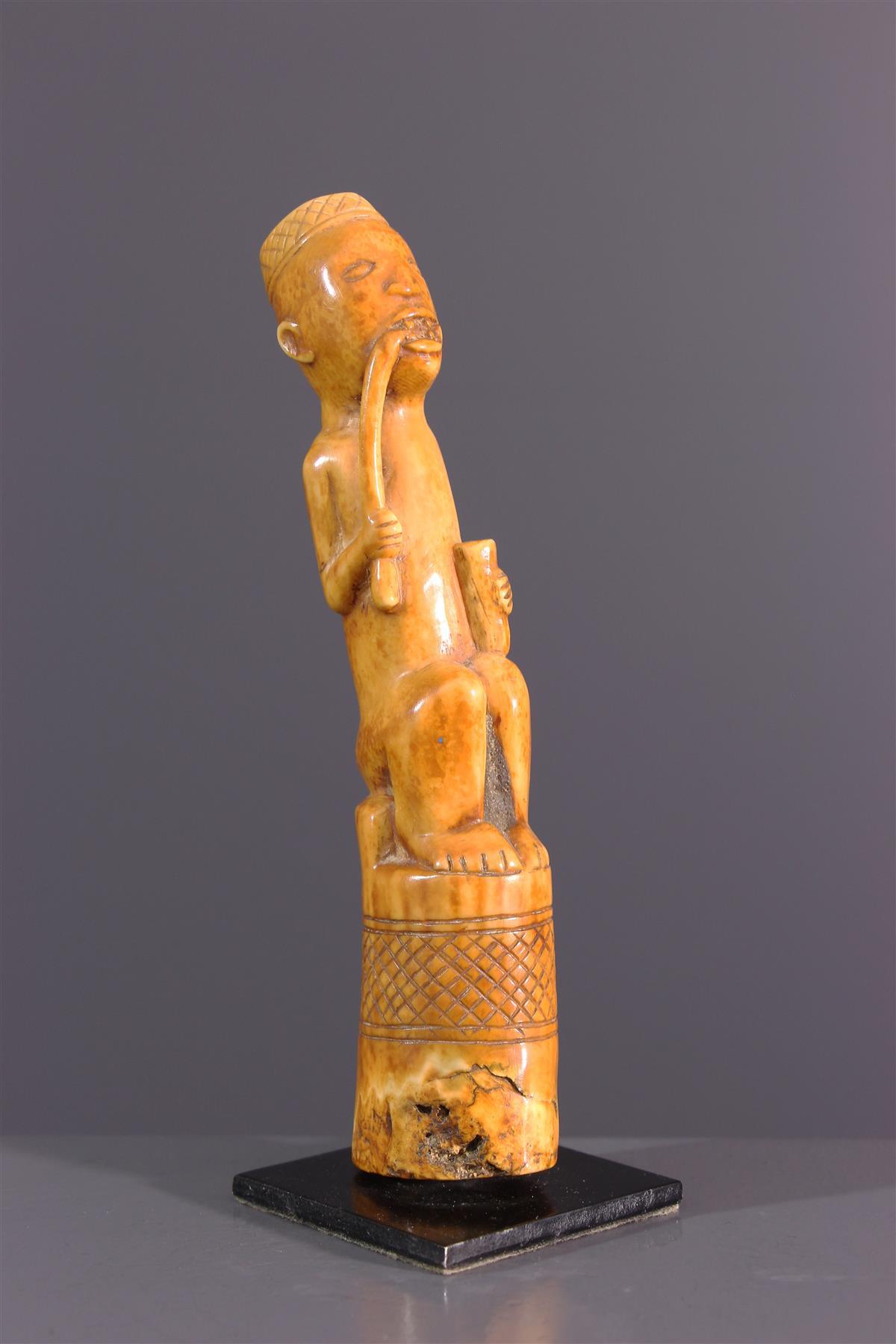 Ivoire Kongo  - Art africain