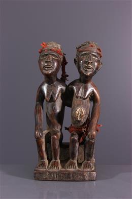 Art africain - Statuettes Kongo Nkisi