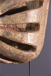 Masque africainMasque Bété