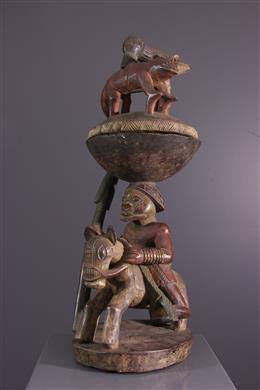 Coupe Cavalier Yoruba