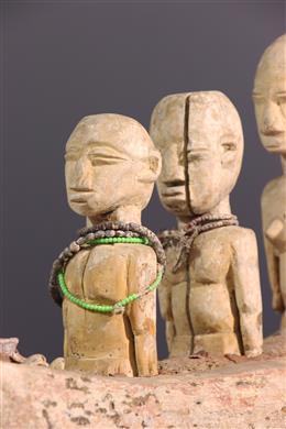 Art africain - Sculpture rituelle Ewe
