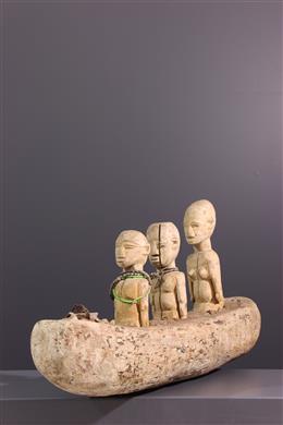 Sculpture rituelle Ewe