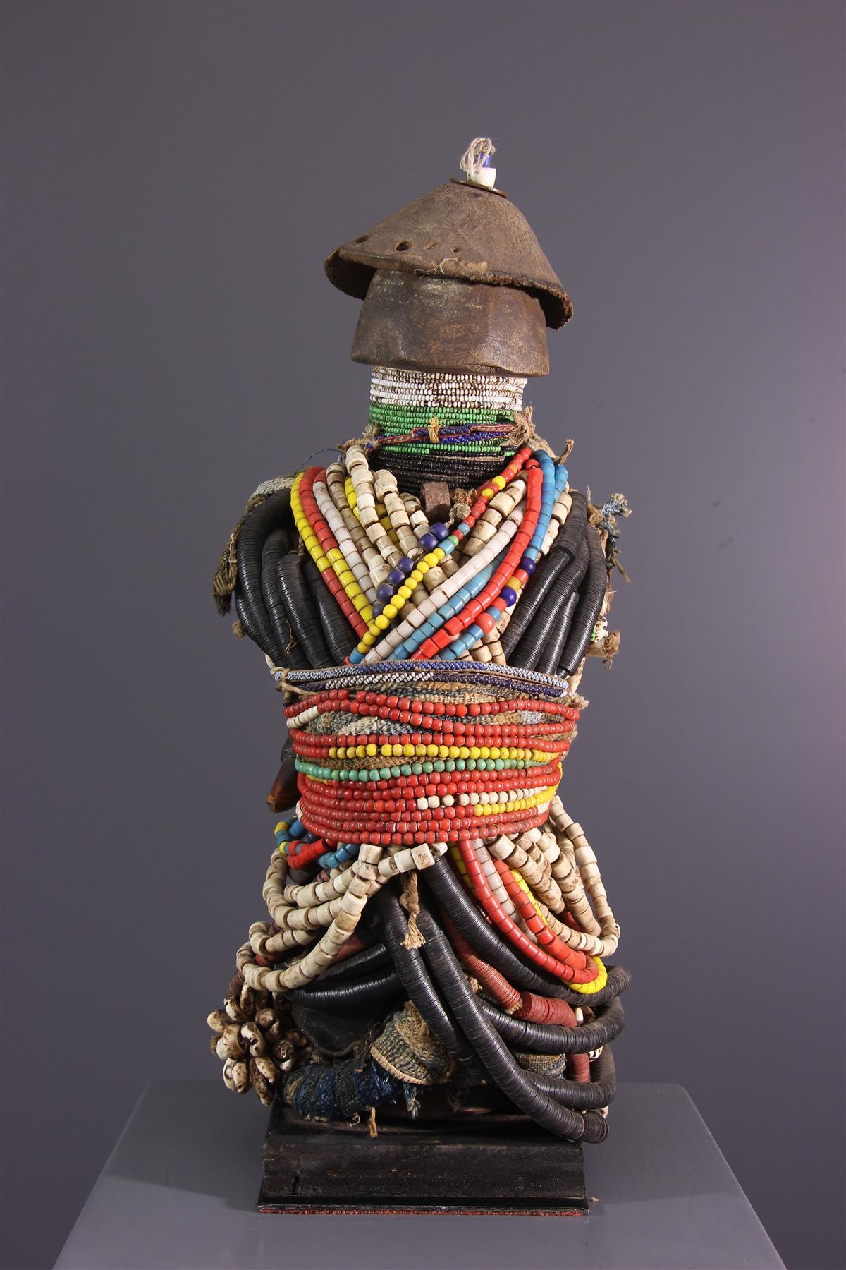 Poupée Fali - Art africain