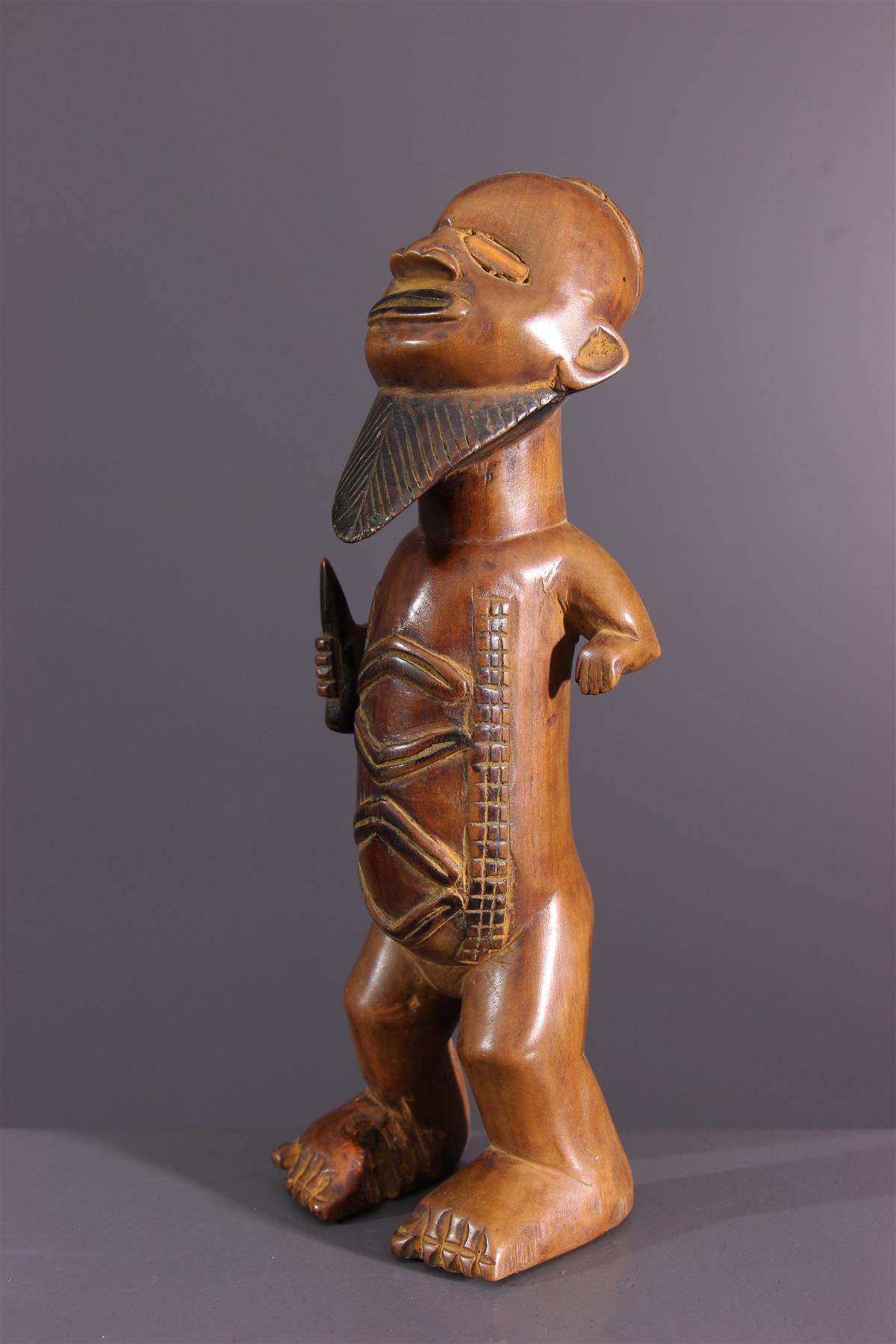 Statue Bembé - Art africain
