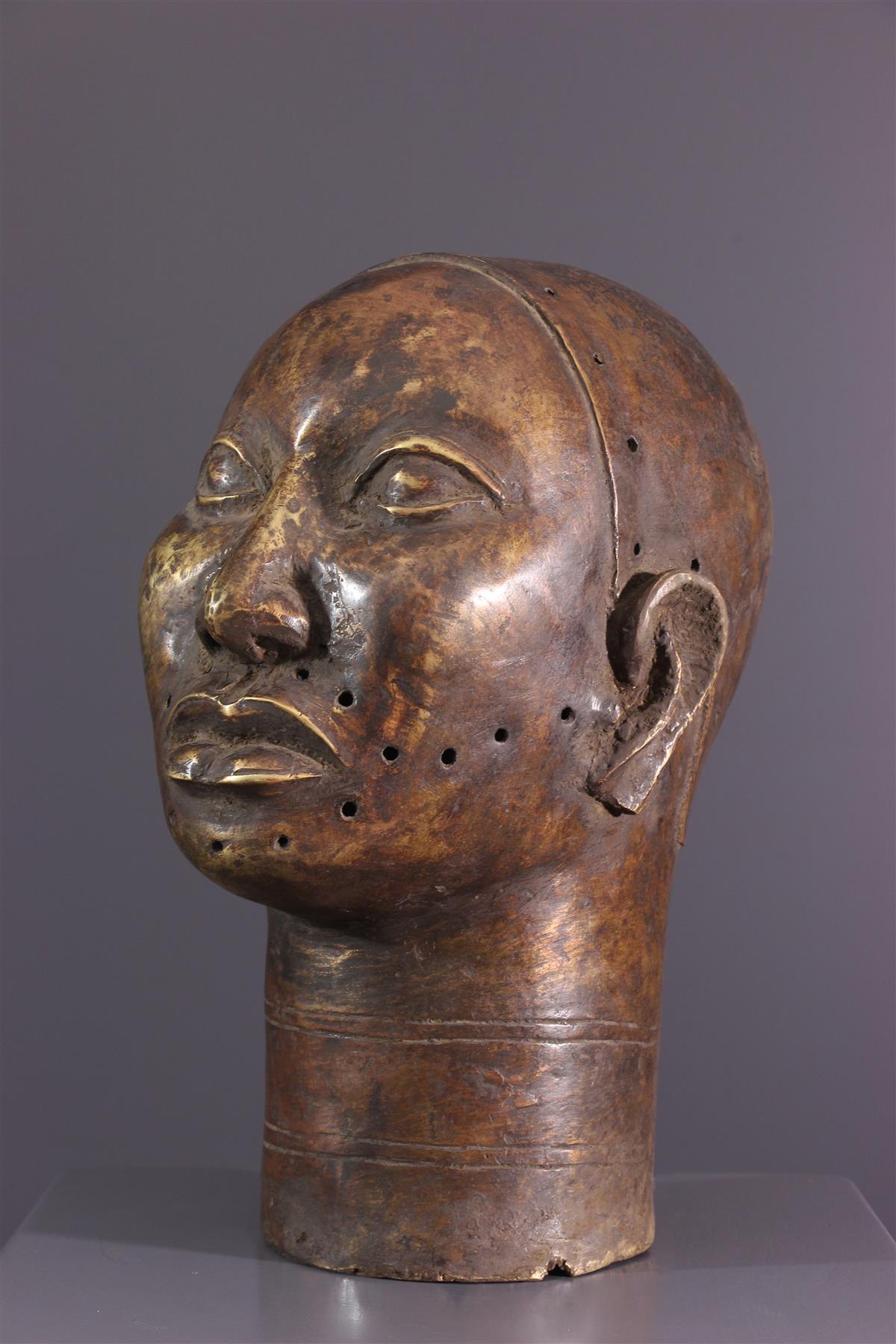 Tête Ifé - Art africain