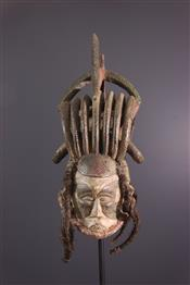 Masque africainMasque  Igbo