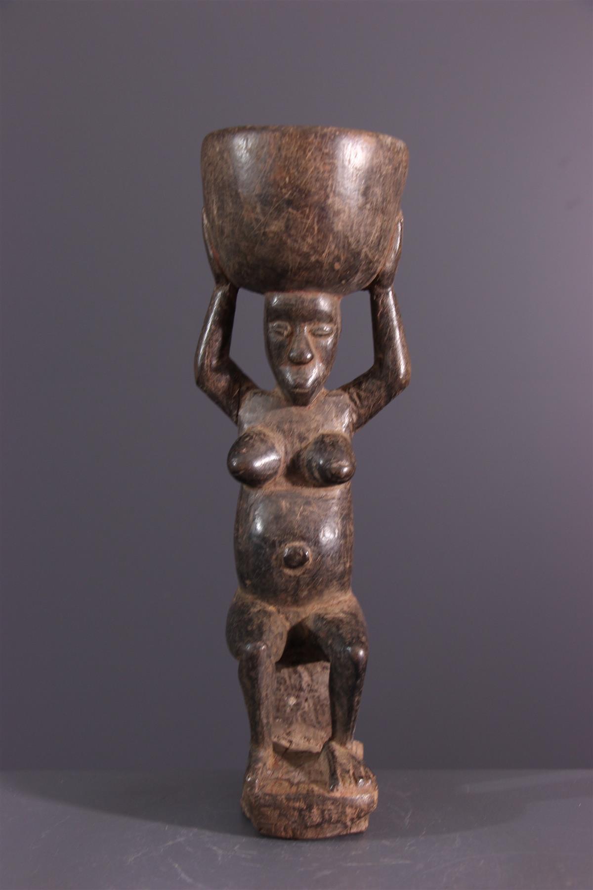 Statue Bongo - Art africain