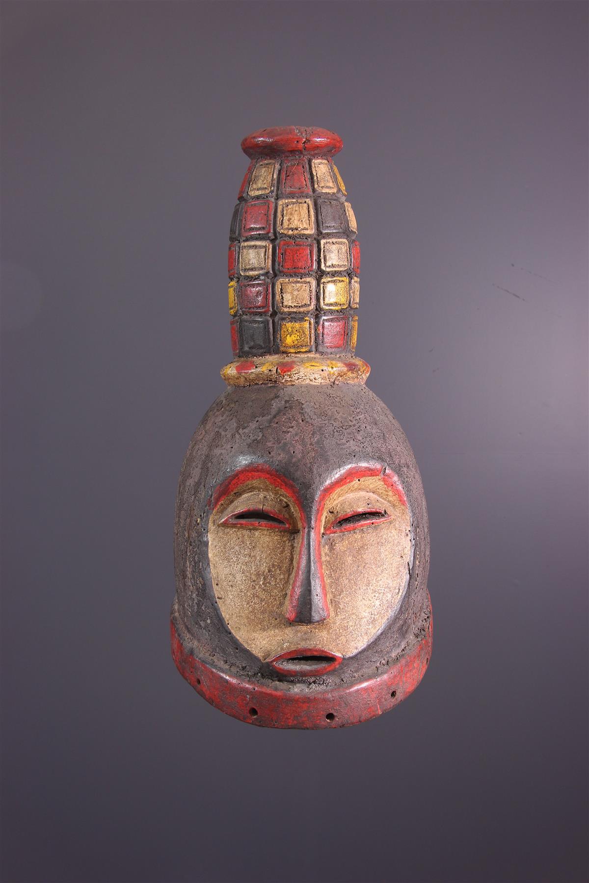 Masque Igala - Art africain