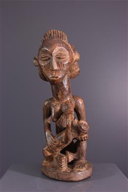 Figure de maternité Hemba / Luba