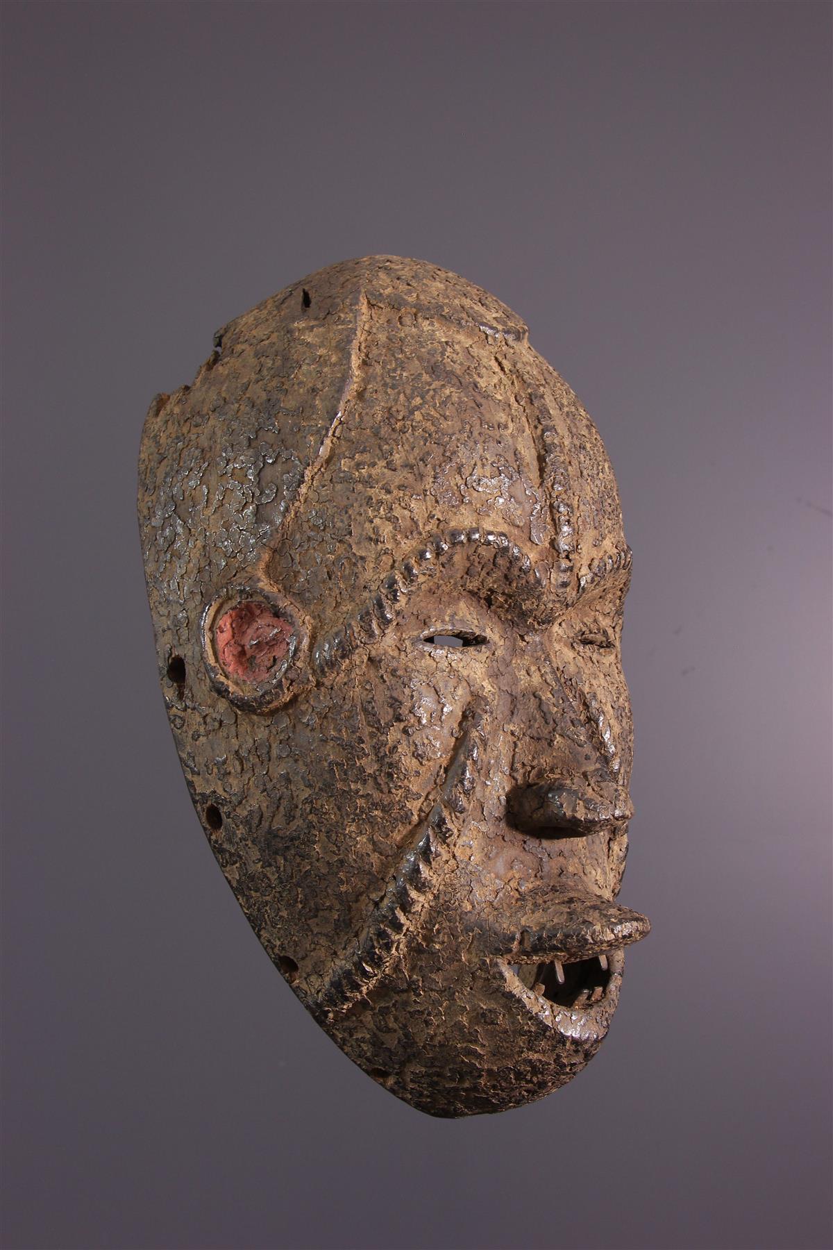 Masque Boki - Art africain