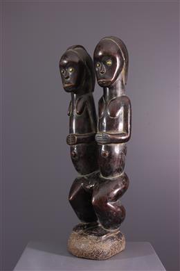 Figures d ancêtres Fang Byéri
