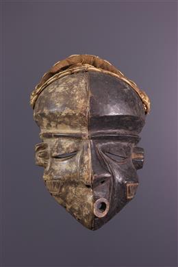 Masque Pende Mbangu