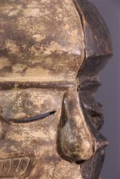Masque africainMasque Pendé