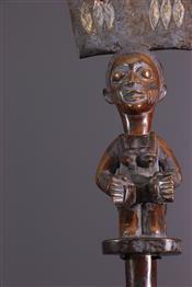 Objets usuelsSceptre Yoruba