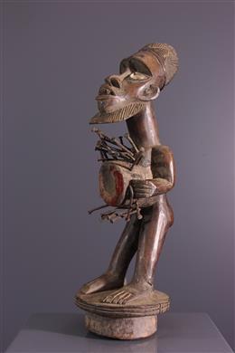 Figure Kongo  Nkisi Nkondi