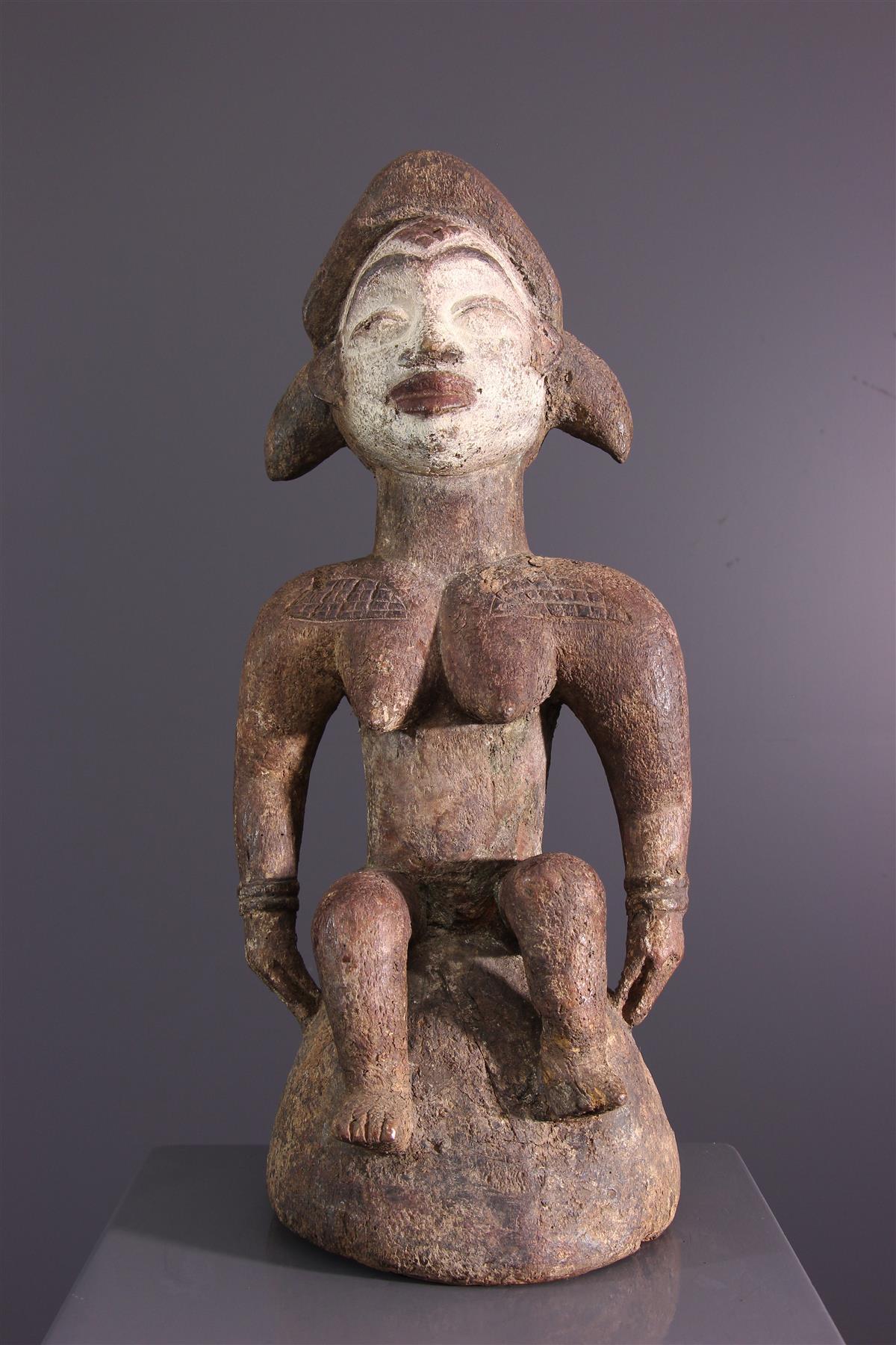 Cimier Punu - Art africain
