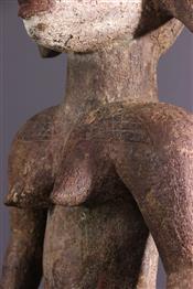 Masque africainCimier Punu