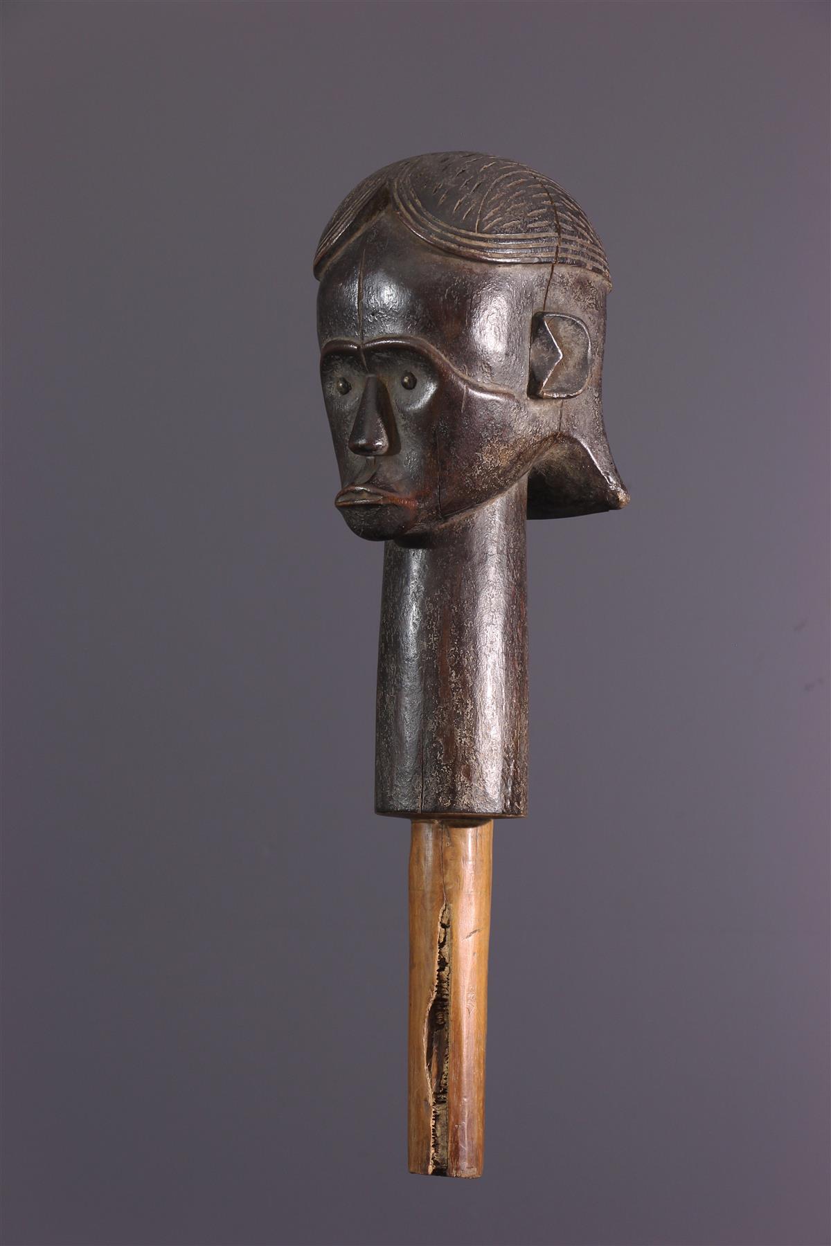 Tête Fang - Art africain