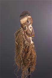 Masque africainMasque Suku