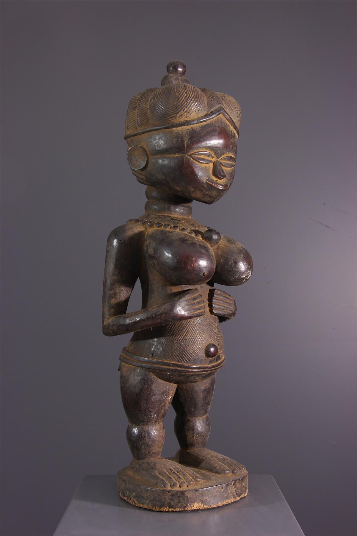 Statue Temne - Art africain