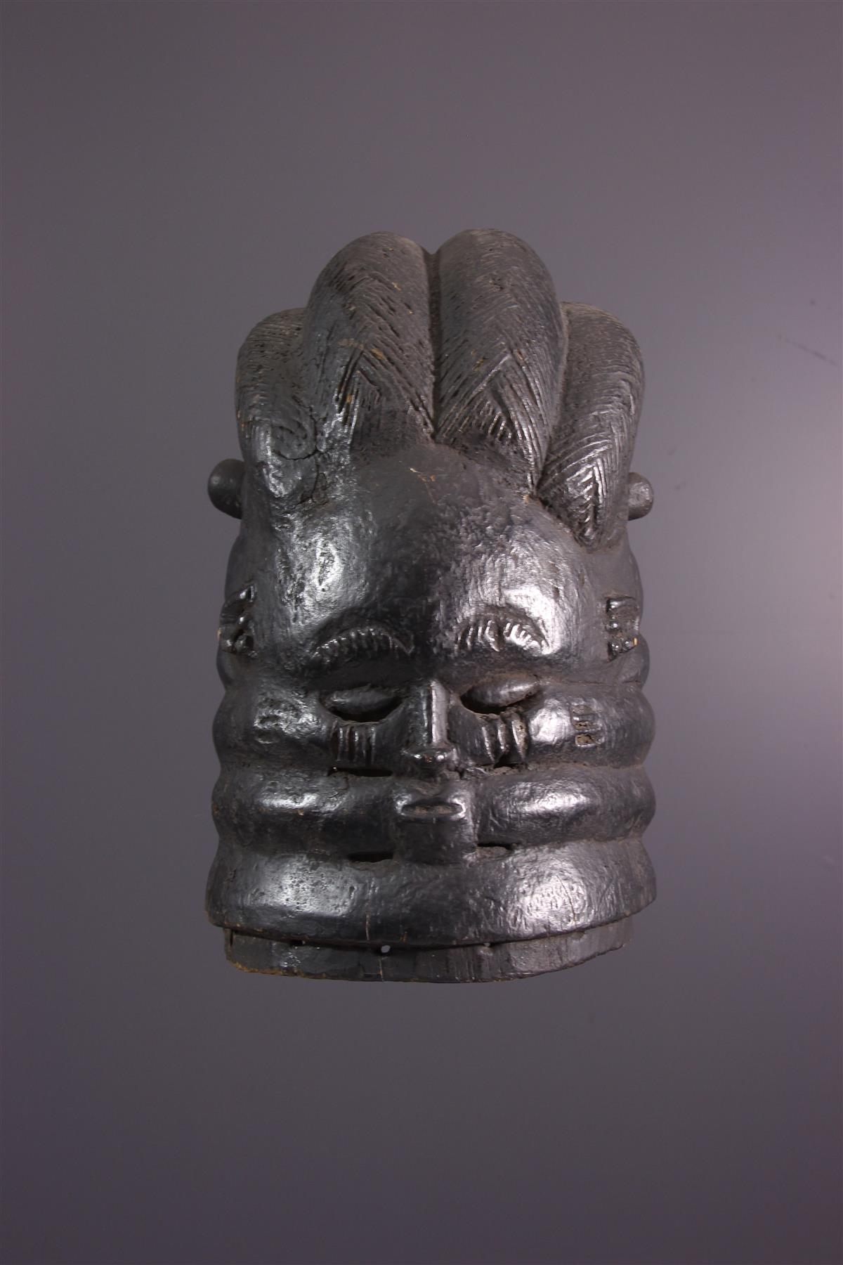 Masque Mende - Art africain