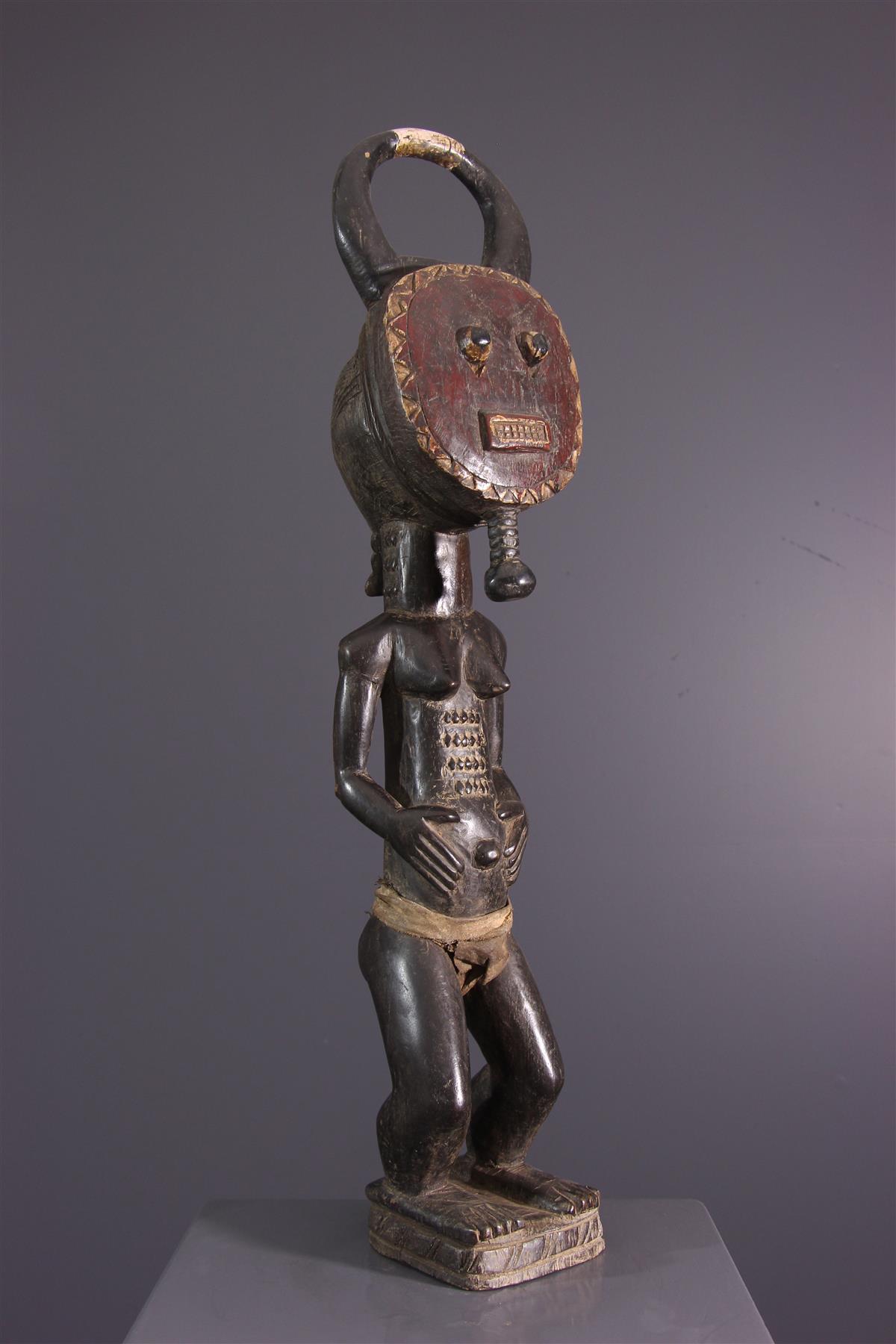 Statue Baoule - Art africain