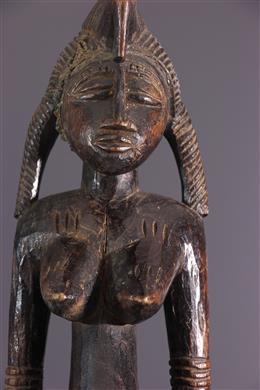 Figure féminine Bambara