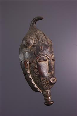 Masque Baoulé / Yohouré Kpwan Plé